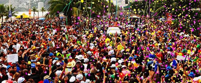 Serenidade x Carnaval